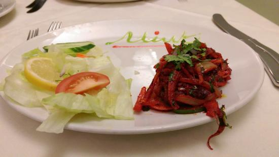 Mint Indian & Bangladeshi Cuisine