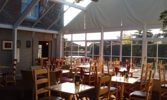 Redlynch, UK: Great dining area
