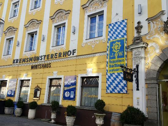 Hotel Kremsmuenstererhof: 20151101_091106_large.jpg