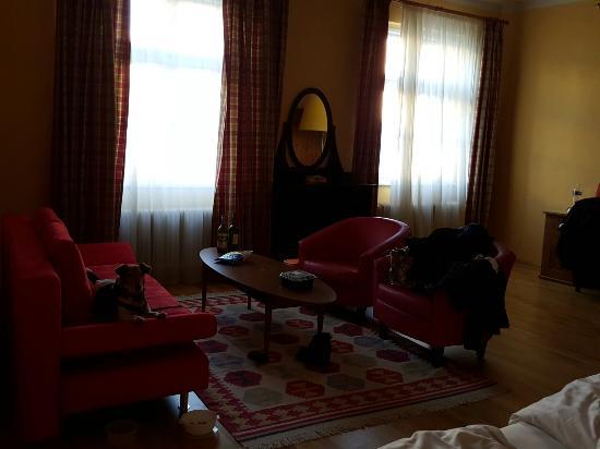 Hotel Kremsmuenstererhof: 20151101_074124_large.jpg