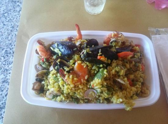 Paella Foto Di Sale Pepe Fano Tripadvisor