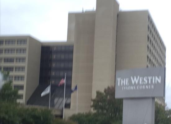 The Westin Tysons Corner Hotel Exterior