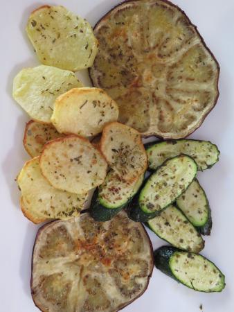 Ristorante Del Golfo : Grilled veggies