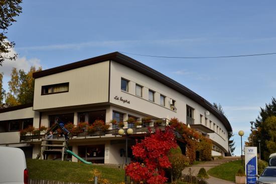 """Village Vacances VTF """"Les Fougères"""" : L'hotel"""