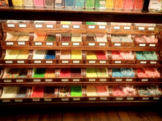 Old Fashioned Candy Shops In Illinois