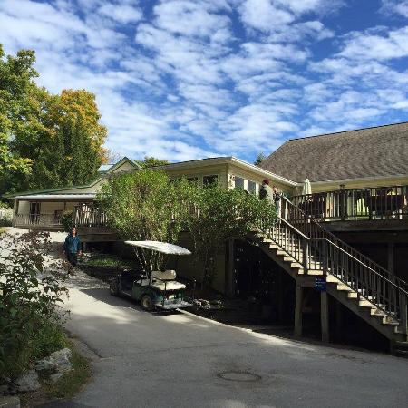 Omega Institute: The campus