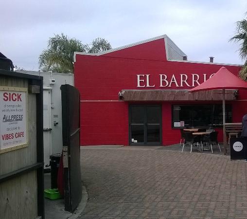 El Barrio Cafe Whangamata