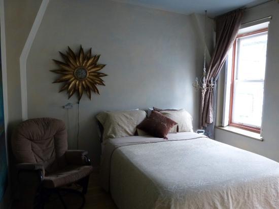 Couette et Cafe 253: Une chambre