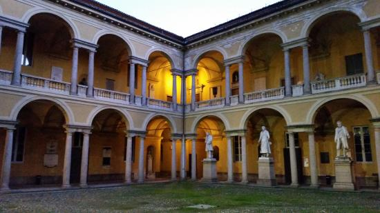 Universita di Pavia - Sistema Museale di Ateneo