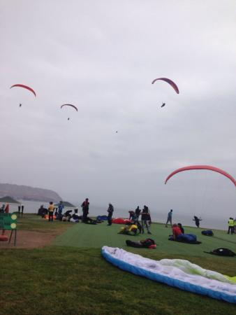 Autana Paragliding