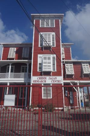 Cheddi Jagan Research Centre