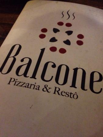 Balcone Pizzaria & Resto