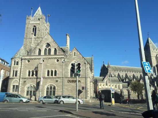 Radisson Blu Royal Hotel, Dublin: :)