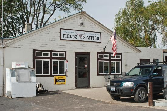 Fields Station - Store, Cafe, and Gas