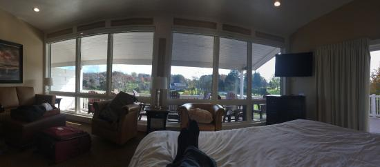Berlin, OH: room with a view ,