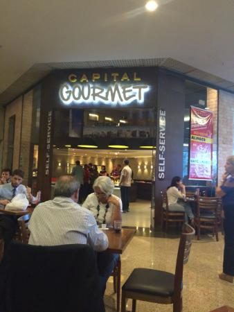 Capital Gourmet