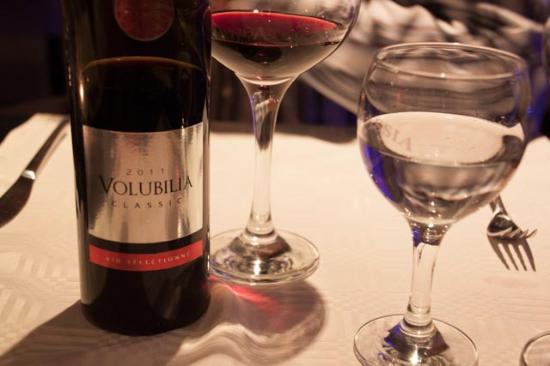 Restaurant Isla Blanca : cheers!
