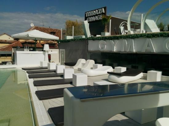 Terraza Del Gymage Madrid Picture Of Gymage Terrace