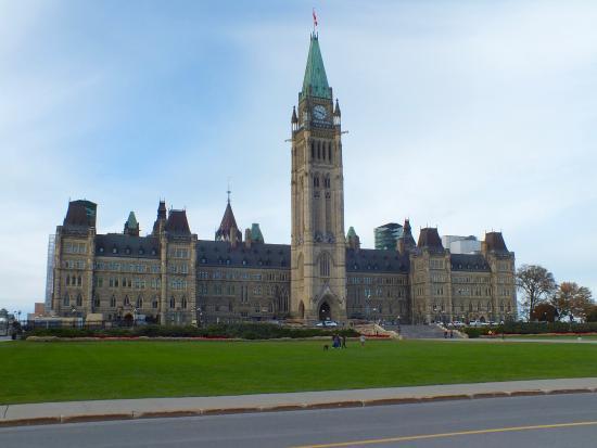 Ottawa, Canada: Parliament Hill buildings 4