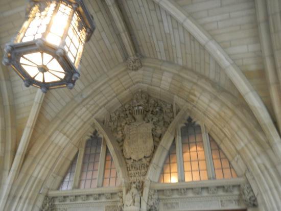 Ottawa, Canada: Parliament Hill buildings architecture