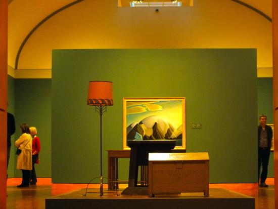 Ottawa, Canada: at the National Gallery of Canada