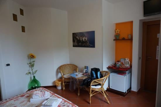Affittacamere 5terremare: Yellow Room