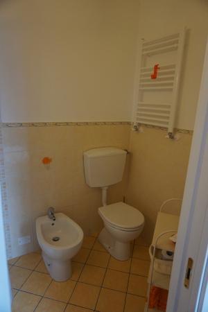 Affittacamere 5terremare: Bathroom