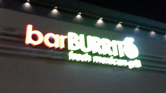 BarBurrito Fresh Mexican Grill