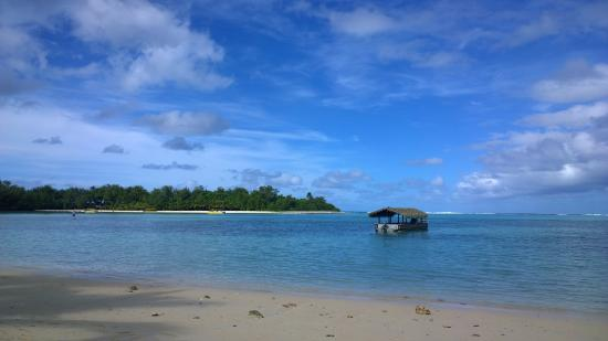Ariana Bungalows: Lagoon at Muri