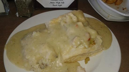 Kasson, MN: Pot Pie - Not as expected