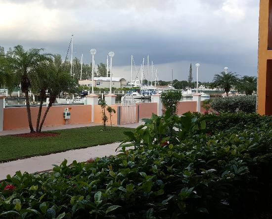 Sunrise Resort & Marina: View from the room