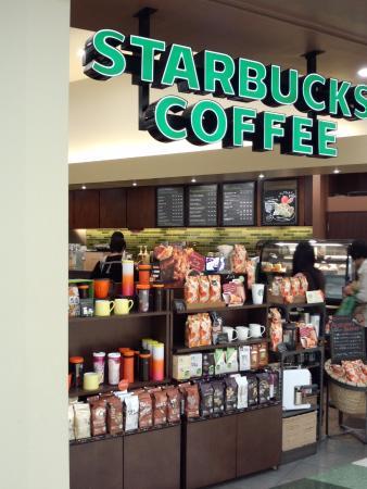 Starbucks Coffee Ario Otori