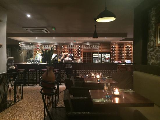 Interior - Ego Mediterranean Restaurant & Bar, Kenilworth Photo