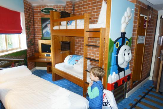 Drayton Manor Park: Thomas Themed Room