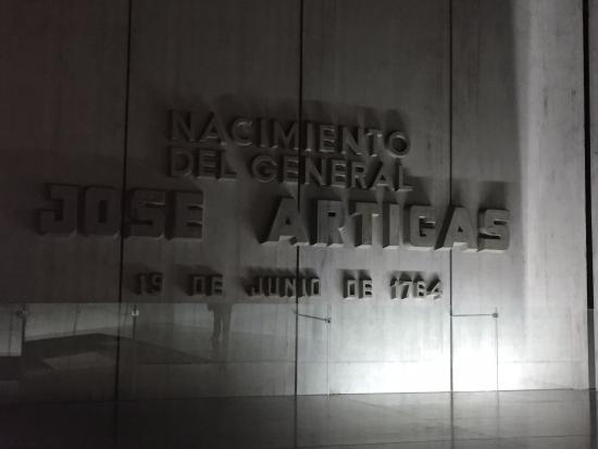 Frases De Artigas Picture Of Artigas Mausoleum Montevideo