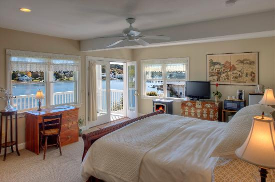 Blue Heron Seaside Inn: Room photo