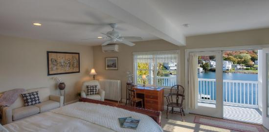 Blue Heron Seaside Inn: Room 4