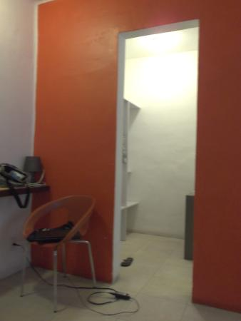 Hostel Suites DF: cuarto