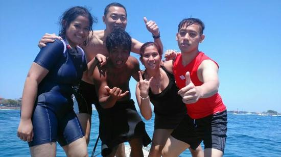 Zooka Dive and Watersport: Snorkling w/ Zookabali