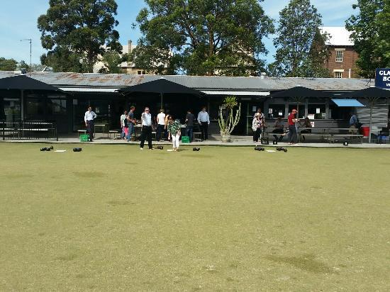 Gladstone Park Bowling Club Balmain