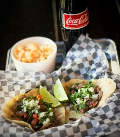 Photo of Mexican Restaurant Mi Taco at 247 Queen St W, Toronto M5V 1Z4, Canada