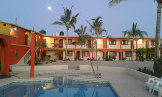 Photo of Hotel Miramar Todos Santos