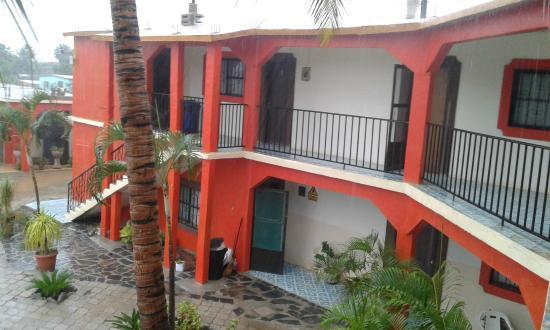 Hotel Miramar: Pasillo