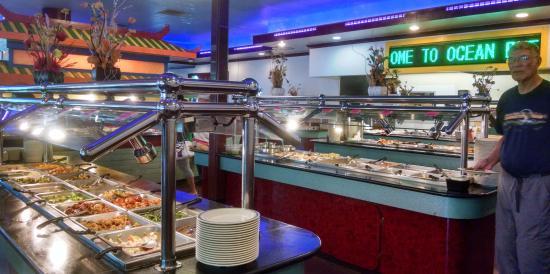 Ocean Buffet Grill & Sushi