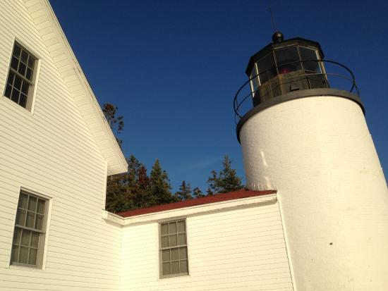 Bass Harbor, ME: Beautiful Lighthouse