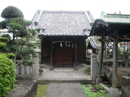 Nominosukune Shrine