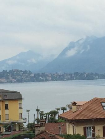 Hotel Simplon: Great view