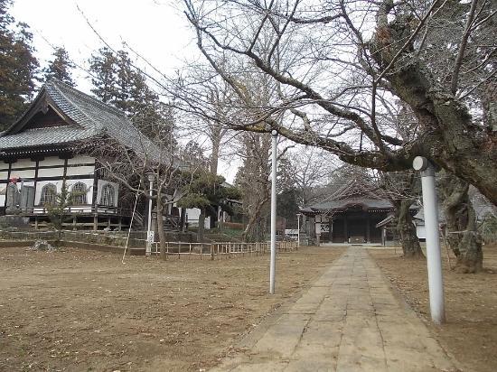 Joso, اليابان: 広いお寺