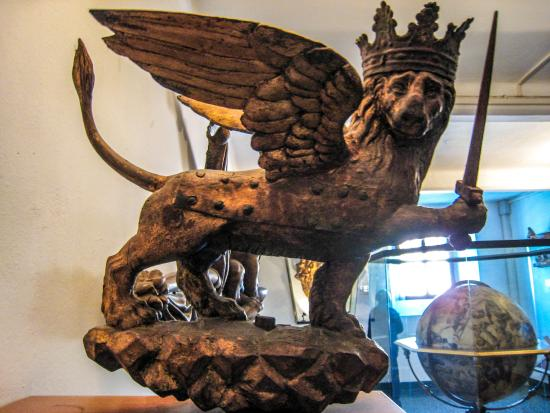 The Lion Of St Mark The Symbol Of Venice Picture Of Museo Storico