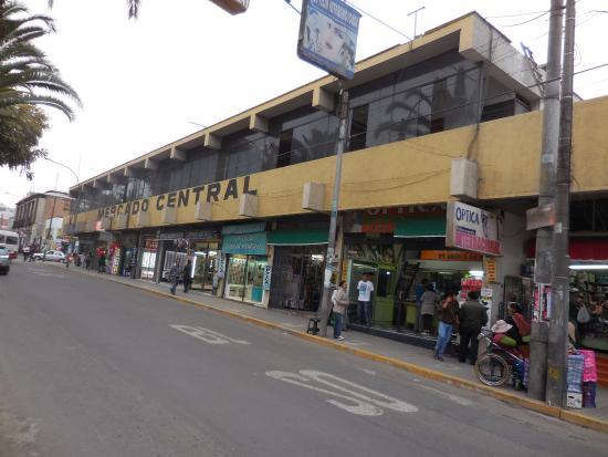 Resultado de imagen de Mercado Central de Tacna